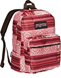 Jansport Superbreak Red Tape Shanghai Sunset Backpack