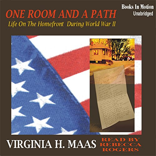 One Room and a Path audiobook cover art