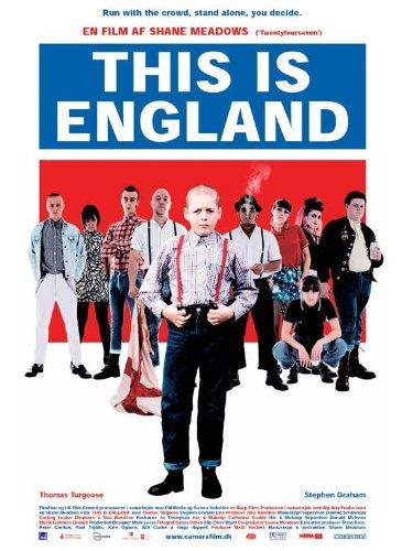 This Is England Movie Poster (27 x 40 Inches - 69cm x 102cm) (2006) Danish -(Thomas Turgoose)(Stephen Graham)(Jo Hartley)(Andrew Shim)(Vicky McClure)(Joseph Gilgun)