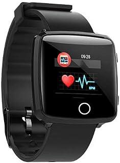 XNNDD 2019 Nuevo Reloj Inteligente para Hombres y Mujeres Rastreador de Ejercicio Sphygmomanometer de Ritmo Cardíaco Reloj Deportivo Ip68 Impermeable Y A Prueba de Golpes