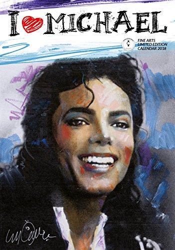 Michael Jackson Calendar - Calendar 2017 - 2018 Calendars - Michael Jackson - Michael Jackson Poster Calendar - 12 Month Calendar by Dream
