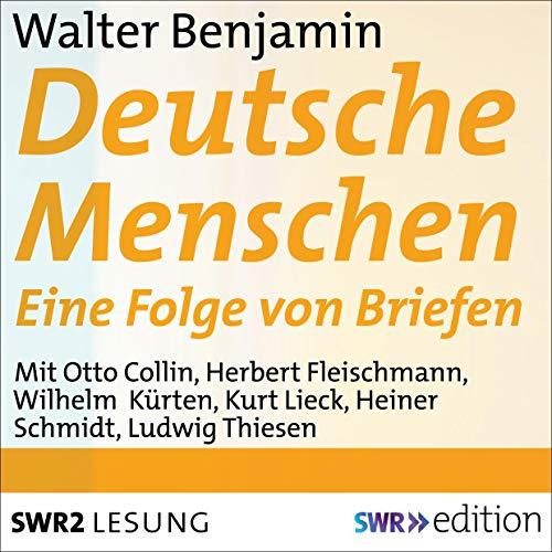 Deutsche Menschen Titelbild