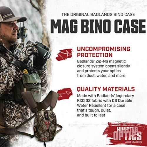 Badlands Mag Bino Case - Hydration-Compatible Binocular Case