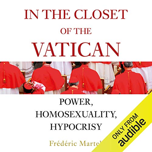 『In the Closet of the Vatican』のカバーアート