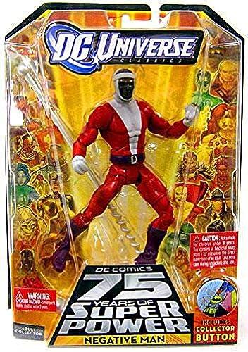 DC Universe Classics 6  Negative Man Variant Action Figure Wave 13 Trigon Series by Mattel [並行輸入品]