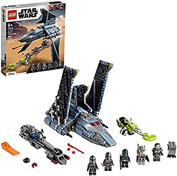 LEGO Star Wars The Bad Batch Attack Shuttle 75314 Awesome Toy
