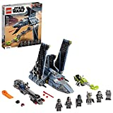 LEGO Star Wars The Bad Batch Attack Shuttle 75314 Awesome Toy with 2 Speeders Minifigures of Bad Batch Clones (969 Pieces)