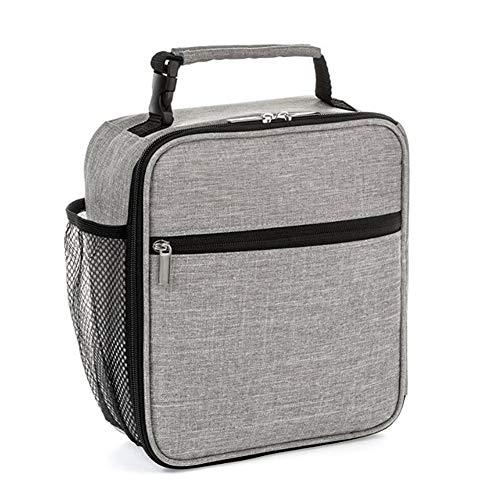 picnic bag 7 L Kühltaschen Wasserdichter isolierter Lunchbeutel Wiederverwendbarer Unisex für Büro- / Camping- / Grill- / Familienaktivitäten im Freien