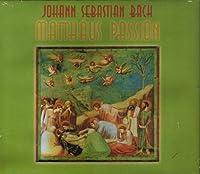 バッハ:マタイ受難曲(グッドウィン&古楽器オーケストラ)、ペルゴレージ:スターバト・マーテル(ジョーンズ&ザッゾ)(3CD)