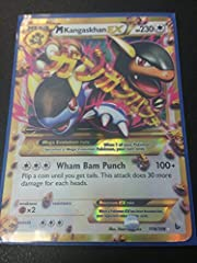 A single individual card from the Pokemon trading and collectible card game (TCG/CCG). This is of Secret Rare rarity. From the XY Flashfire set. You will receive the Holo version of this card.