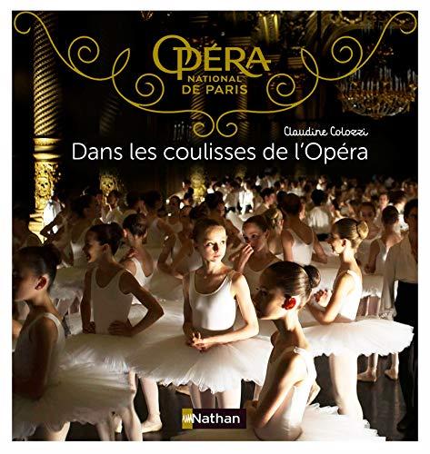 Le livre Dans les coulisses de l'opéra