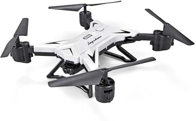 vendiendo bien en todo el mundo BAZ Larga Resistencia Plegable Plegable Plegable Fotografía Aérea Drone Altura Fija Aviones de Cuatro Ejes WiFi Mapa Transmisión Control Remoto Aviones Transfronterizo,blancoo,33  7.5cm  gran descuento
