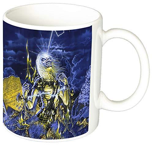 MasTazas Iron Maiden Live After Death Tasse Mug