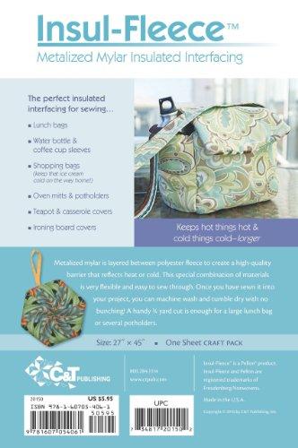Insul-Fleece Craft Pack: Metaliz...