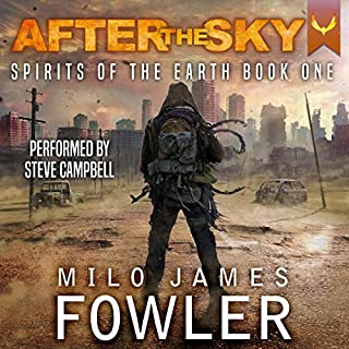 After the Sky cover art