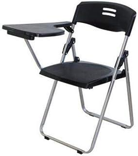 El entrenamiento de silla con pala de escritura, presidente de la conferencia silla plegable silla plegable y una silla negro libre,2