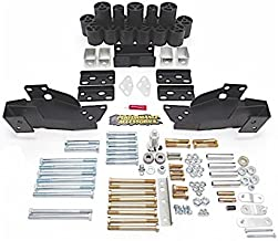 Performance Accessories, Chevy/GMC Silverado/Sierra 1500 Gas 2WD and 4WD 3
