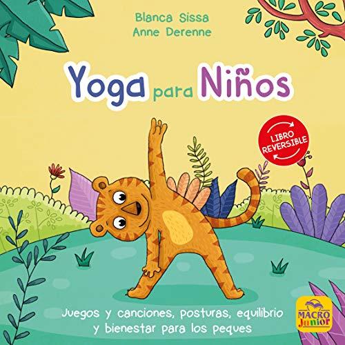 Yoga para niños - Mindfulness para niños: Libro reversible: 22 (Macro Junior)