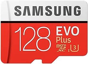 Samsung MB-MC128GA/AMZ Scheda di Memoria, 128GB [Vecchio Modello]