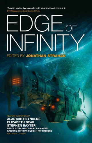Download Edge of Infinity (The Infinity Project Book 2) (English Edition) B00ADOZNJG