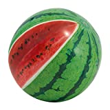 INTEX 58075NP Aufblasbarer Ball, Design: Wassermelone, 71 cm