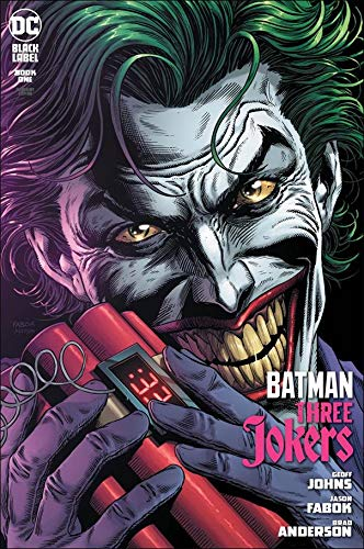 Batman Three Jokers #1 Premium Cover C Fabok BOMB Variant