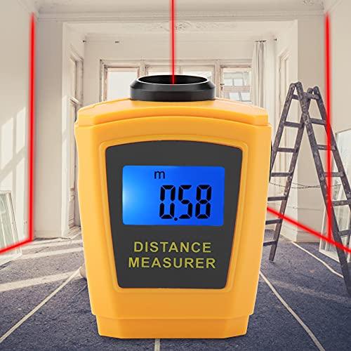 Medidor De Longitud Y Distancia, Telémetro Láser Ultrasónico Para El Modo Pitagórico Para Medir La Distancia