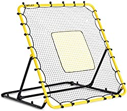 SKLZ Baseball and Softball Rebounder Net for Pitching and Fielding Training, 4 x 4.5 feet