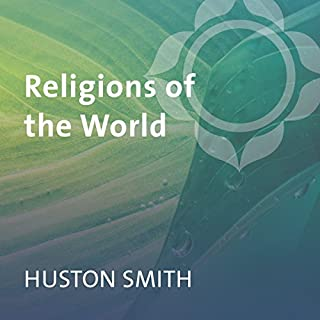 Religions of the World audiobook cover art