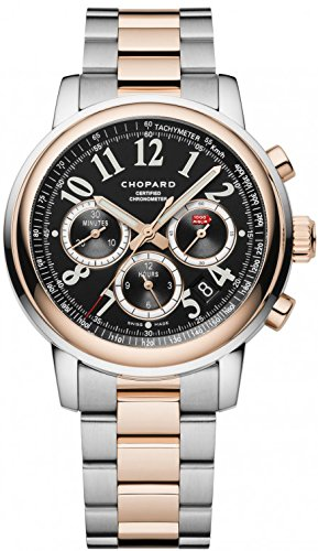 Mens Chopard Mille Miglia Automatic Chronograph Watch 158511-6002