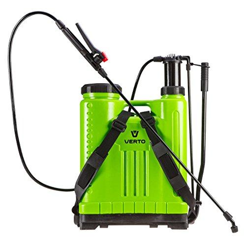 Profi Rückendrucksprühgerät 20 Liter Rückenspritze Drucksprühgerät Drucksprüher Gartenspritze Pumpsprüher
