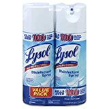 Executive Deals Multipurpose Cleaner Spray, 12.5oz - 2 piece set (Crisp Linen Scent)