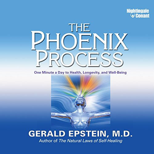 The Phoenix Process audiobook cover art