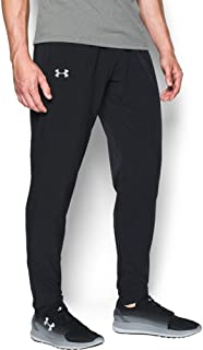 Under Armour Men's No Breaks Stretch Woven Run Pants