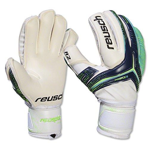 Reusch Soccer Receptor Pro A2 OrthoTec Goalkeeper Glove, 12, Pair