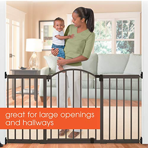 51nkc1BXvmL 8 of the Best Walk Through Baby Gates for 2021 (Review)