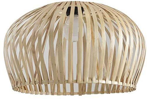 Lampenschirm aus Bambus natur Ø 34 cm