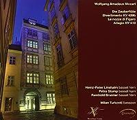 Arrangements for Basset Horn & Bassoon
