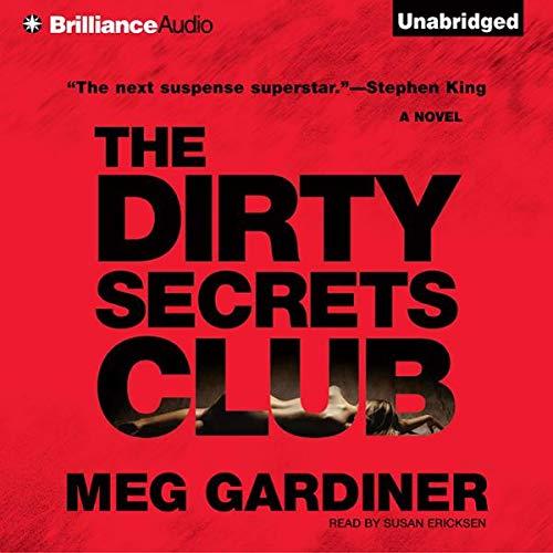 The Dirty Secrets Club audiobook cover art