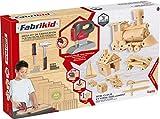 Lansay - Fabrikid Mega Kit de Fabrication Scie Sauteuse Electronique - 15106