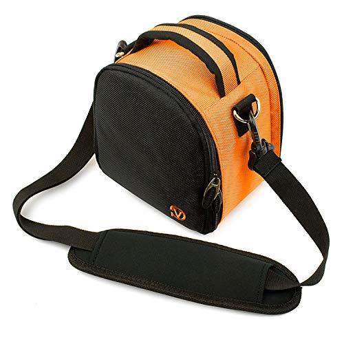 Waterproof Lightweight Camera Case Hand Bag for Canon Powershot SX540 SX530 SX60 SX420 HS M5 Nikon Coolpix L340 B500 L330 L840 L830 P550 P610 Panasonic LUMIX Sony a6000 Digital Camera