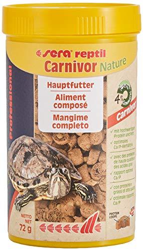Sera 01820 Profesional Carnivor Alimento reptiles carnívoros - 01820 - 250 ml (72 g) ⭐