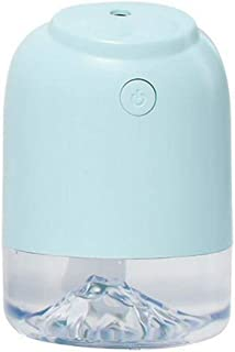 Essential Oil Diffuser, Hamkaw Cute Aromatherapy Multipurpose Humidifier with 7 Changing Led Lamps Auto Shut-Off Function Super Quiet Living Room Bedroom Car Office Desk-250ml