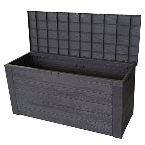 Wohaga Auflagenbox in Holzoptik Bild