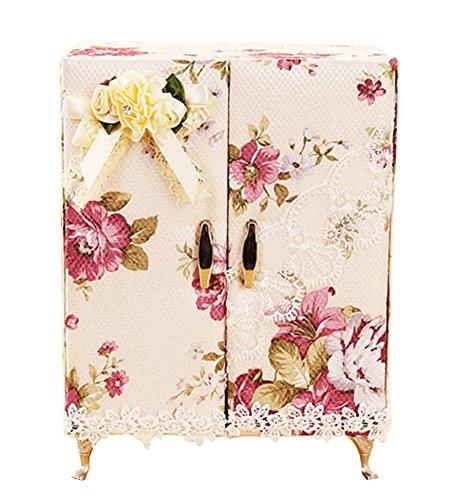 Bijoux Country Style Box Ornements Boîtes de rangement -02