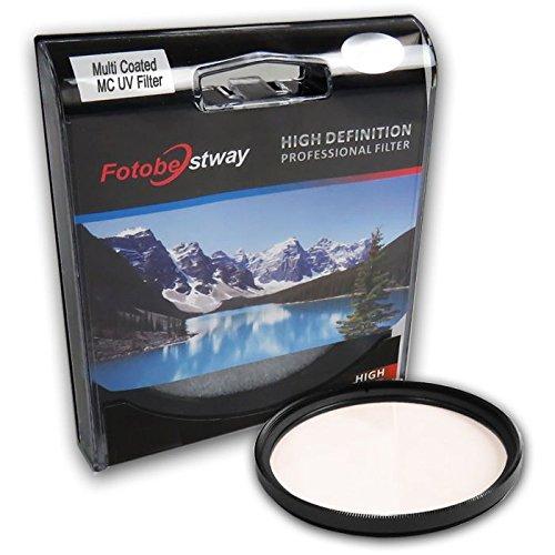 Filtro para Câmera Ultra Violeta UV - Fotobestway 67mm Multi Coated