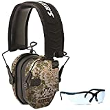 Walker's Game Ear Razor Slim Electronic Muff (Kryptek Camo) Bundled...