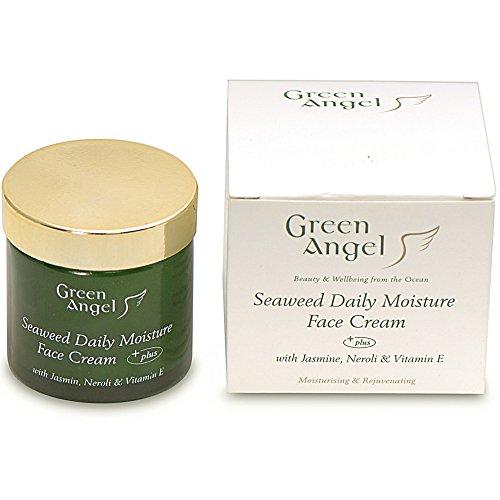 Green Angel Seaweed Daily Moisture Face Cream with Jasmine, Neroli & Vitamin E by Green Angel