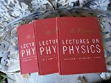 The Feynman Lectures on Physics (3 Volumes)