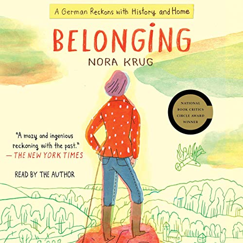 Belonging audiobook cover art